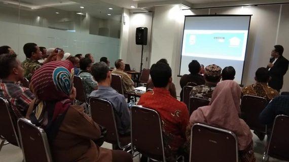 Seminar Konsultan Wakaf pejuang wakaf